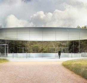Apple a construit une salle souterraine colossale où sera dévoilé l'iPhone 8