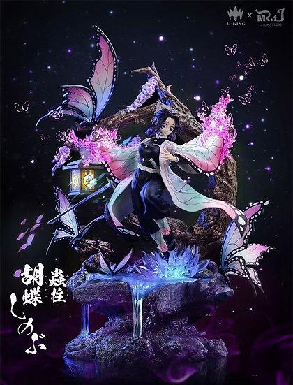 U-King & Mr. J Studio Demon Slayer Insect Pillar Kocho Shinobu