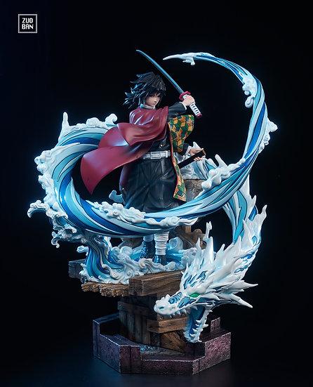 Zuo Ban Studio-Demon Slayer Water Pillar Tomioka Giyu