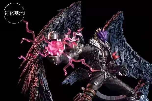 Evolution Base Studio: Digimon Beelzemon Blast Mode