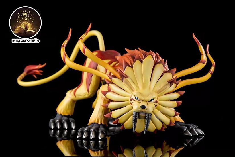 MIMAN Studio - Digimon SaberLeomon