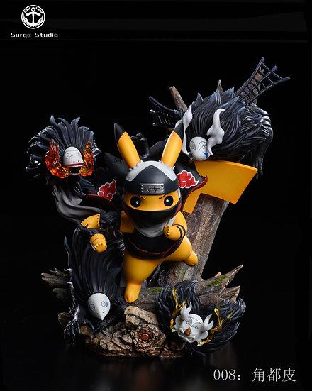 Surge Studio - Pikachu Cosplay Akatsuki Kakuzu