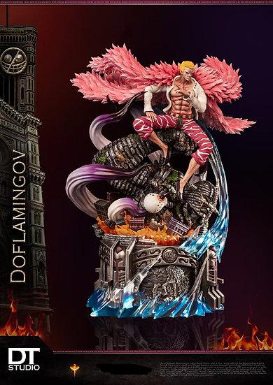 DT Studio - One Piece Seven Warlords of the Sea Donquixote Doflamingo