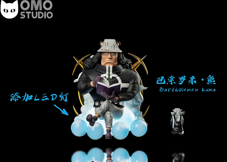 OMO Studio -  One Piece One Piece Shichibukai Series