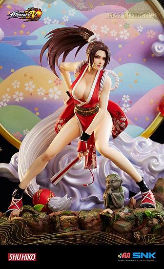 SNK X Shu Hiko - King of Fighters 14 Mai Shiranui