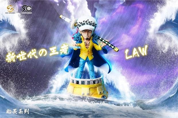 Rc X Hz Studio One Piece Trafalgar D. Water Law (Exclusive)