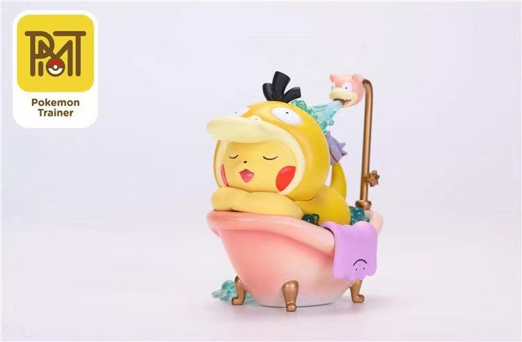 PMT Studio - Pikachu cosplay Psyduck