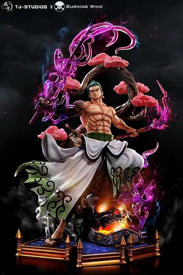 TJ X Burning Wind Studio - One Piece Roronoa Zoro