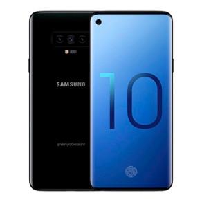 Samsung Galaxy S10 : triple caméra, lecteur d'empreinte à ultrasons et écran Infinity-O confirmés