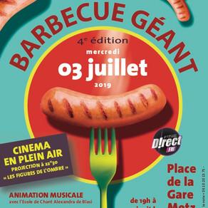 4ème édition du Barbecue Géant du Triangle Impérial