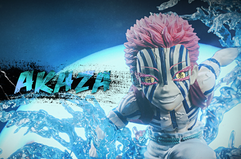 G5 Studio - Demon Slayer Upper Moon 3 Akaza