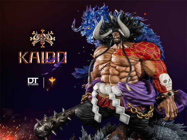 Dt Studio - One Piece Four Emperor's Kaido