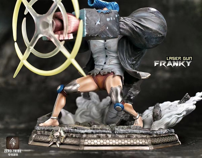 Zero Tribe Studio- One Piece Franky Radical Beam