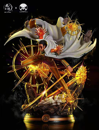 TJ X Burning Wind Studio - One Piece Admiral Borsalino Kizaru