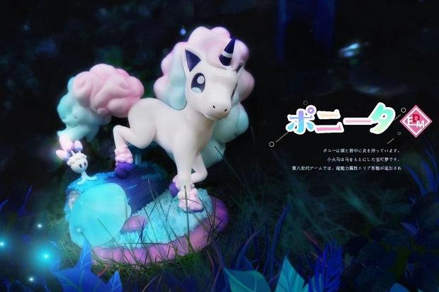 DEM Studio - Galarian Ponyta