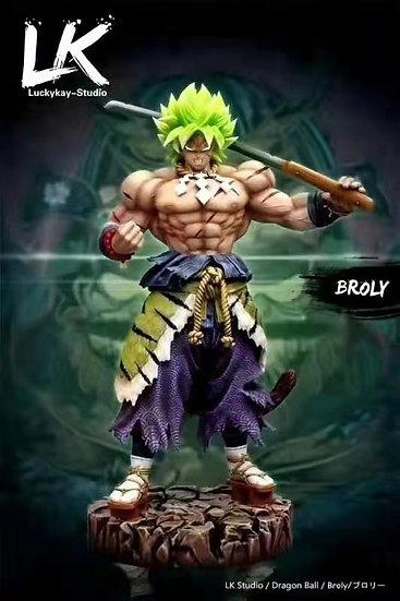 LK Studio DragonBall Samurai Series Broly
