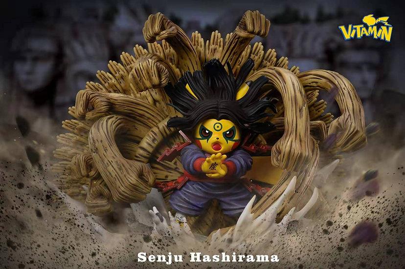 Vitamin Studio Pokemon Pikachu Cosplay Senju Hashirama
