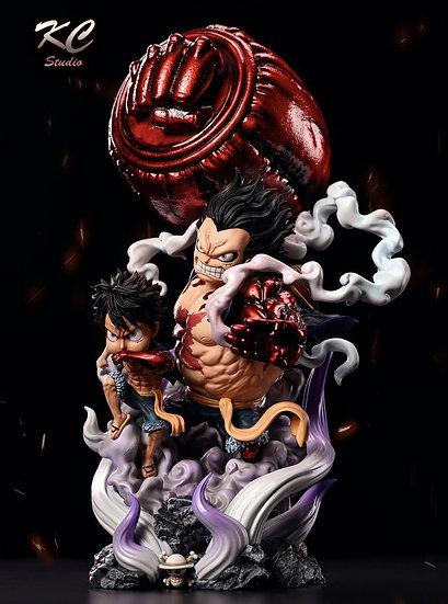 KC Studio One Piece Monkey D Luffy Gear 4