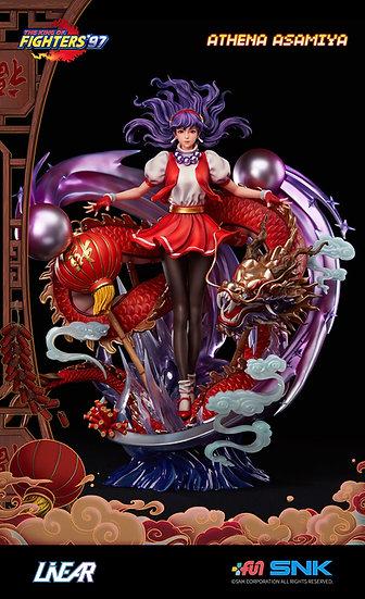 LINEAR X SNK KOF 97 Athena Asamiya
