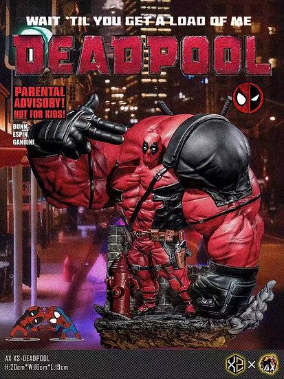 XS X AX Studio - Muscle Deadpool