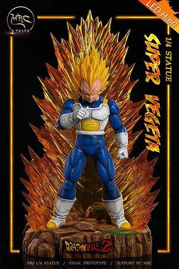 MRC Studio Dragon Ball Z Super Saiyan Prince Vegeta