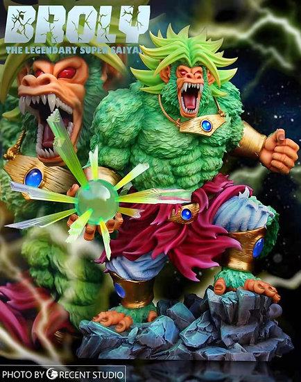 Crescent Studio - Dragon Ball Legendary Saiyan Great Ape Broly