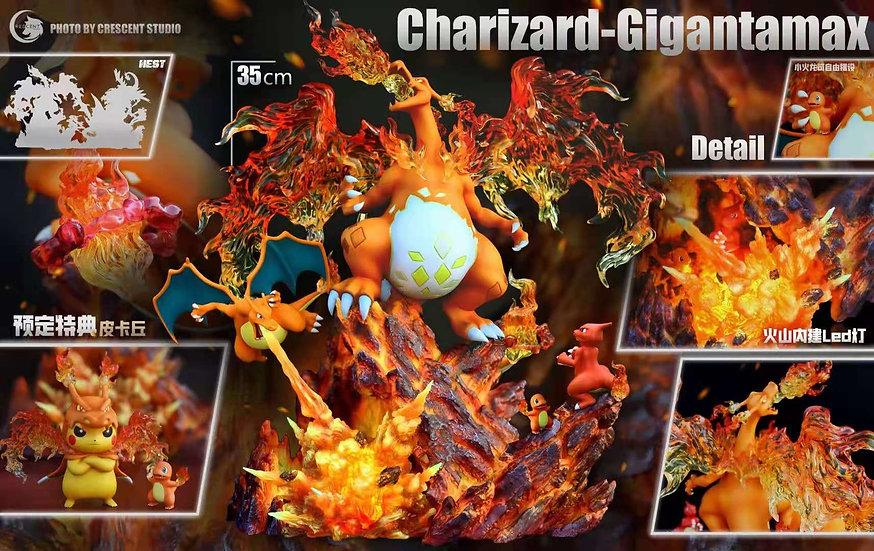 Crescent-Studio Pokemon Gigantamax Charizard