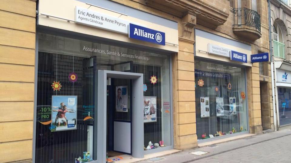 ALLIANZ ANDRES & PEYRON • Le Triangle Impérial