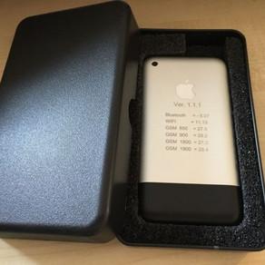 Un prototype du premier iPhone aperçu sur eBay à 36 000$