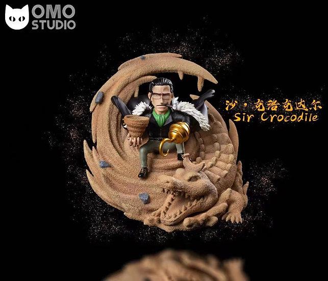 OMO Studio - One Piece Mr. Crocodile