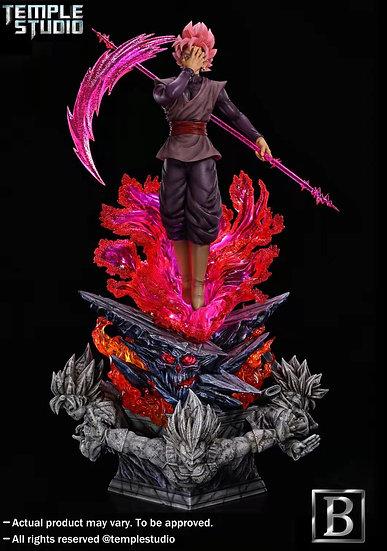 Temple Studio - Dragon Ball Rose Goku Black
