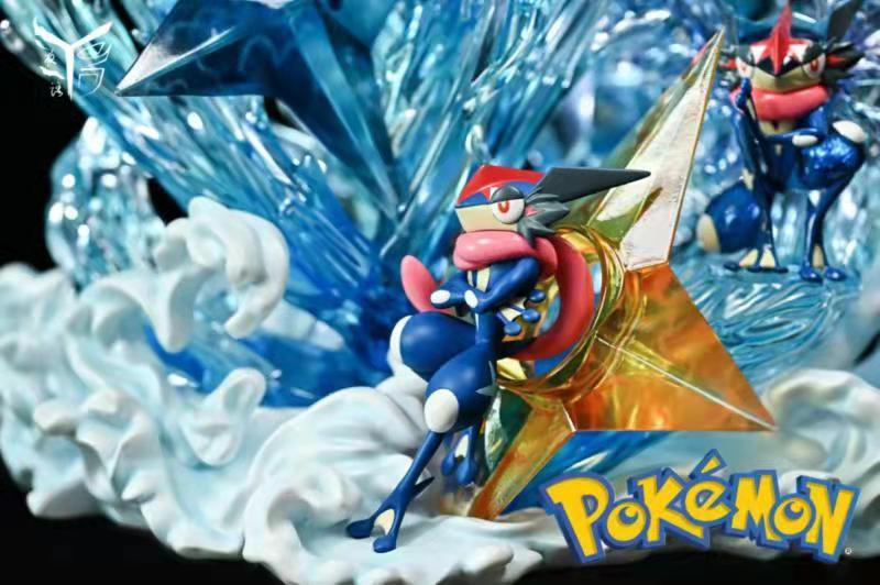 Ye Yu Xing Chen Studio  - Pokemon Mega Greninja