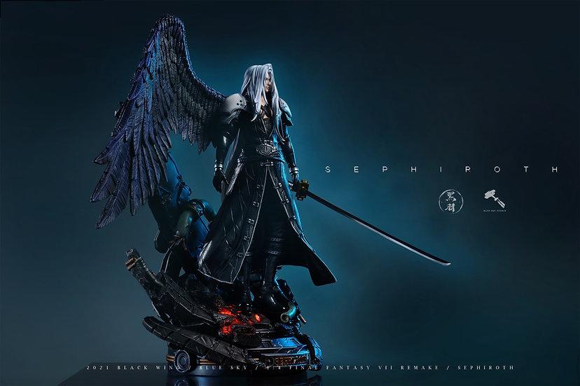 Black Wing X Blue Sky Studio - Final Fantasy Sephiroth
