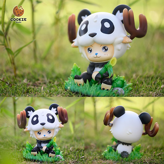 Cookie Studio One Piece Chopper Cosplay Panda