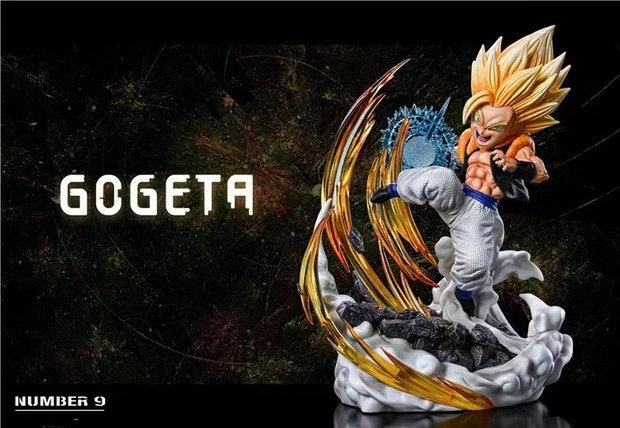 NO.9 Studio - Dragonball Gogeta