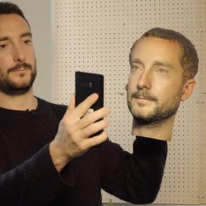 On peut déverrouiller un smartphone Android avec un visage imprimé en 3D, mais pas l'iPhone X