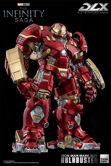 Threezero - Iron Man Mark 44 (Licensed)