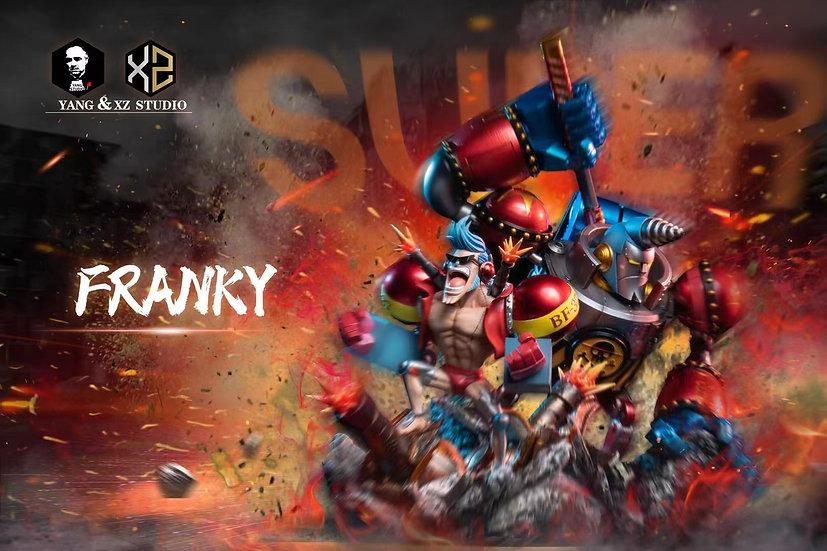 Xs Studio & Yang Studio - One Piece Franky