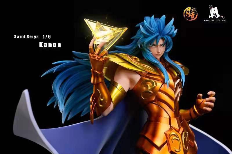 M.A.S x Fairy Studio - Saint Seiya Gemini Kanon