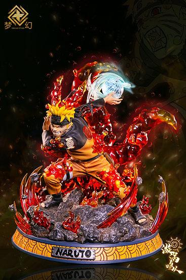 Dream Studio - Naruto Uzumaki Naruto Three Tails Form