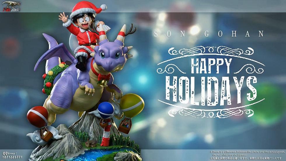 T-Rex Studio - Dragon Ball Son Gohan & Dragon