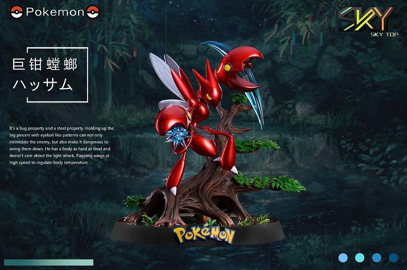 SkyTop Studio - Pokemon Scizor