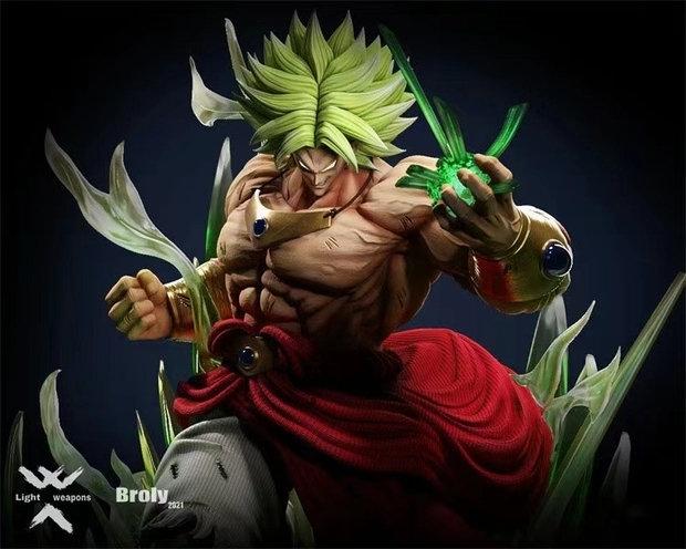 LW Studio - Dragon Ball Super Saiyan Broly