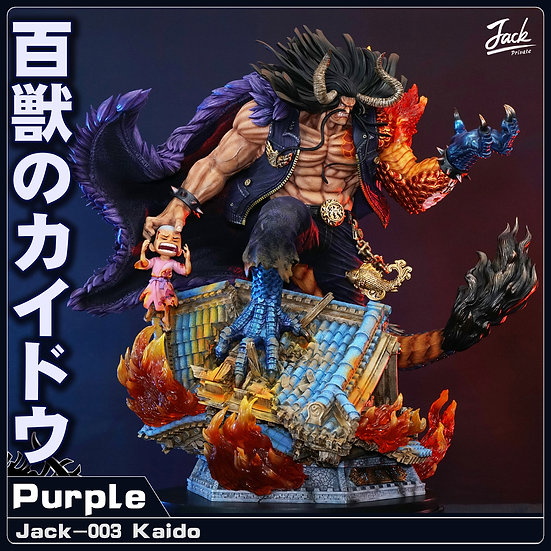 Jack Studio - One Piece Four Emperors Kaido