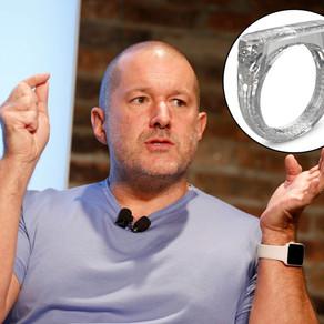 Le designer en chef d'Apple a conçu une bague à 250.000 $ faite d'un seul diamant
