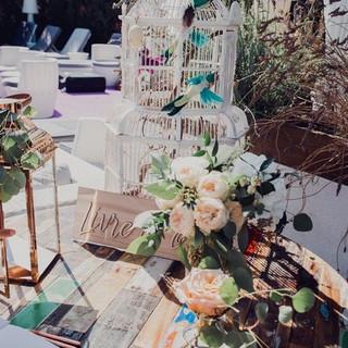 Mariage • Les Jardins de l'Hacienda