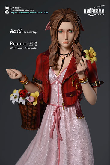 SHK Studio - Final Fantasy Aerith Gainsborough
