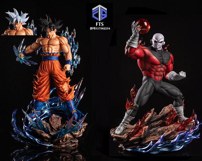 FTS Studio - Dragon Ball Son Goku & Jiren