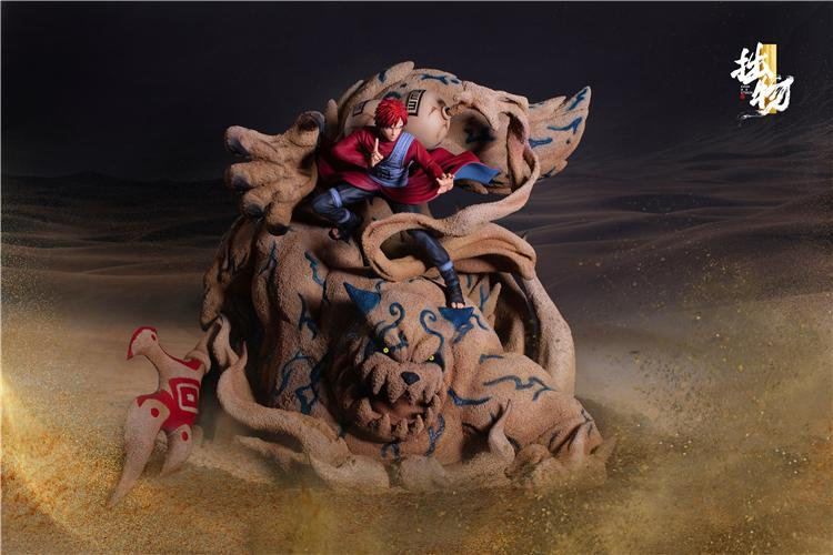 [In-Stock] Zhuo Wu Naruto Shipudden Gaara (Taz Collectibles)