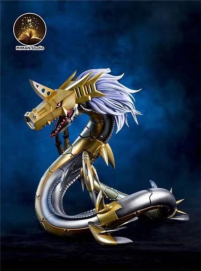 MIMAN Studio - Digimon Metal Seadramon